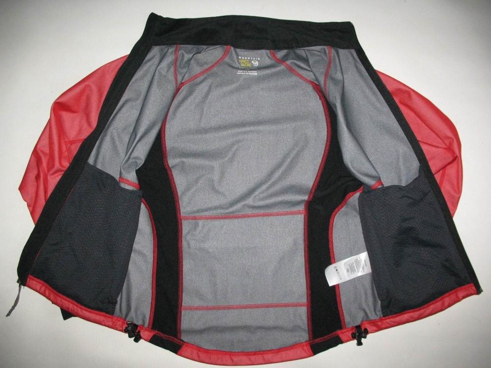Куртка MOUNTAIN HARDWEAR windstopper jacket lady (размер S) - 4