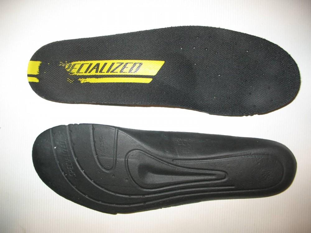 Велотуфли SPECIALIZED sport mtb 42 shoes (размер UK8/US9/EU42(на стопу 260-265 mm)) - 9