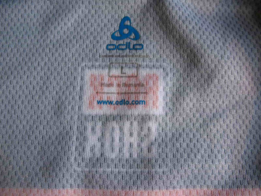 Веломайка ODLO scott sram cycling jersey (размер L) - 8