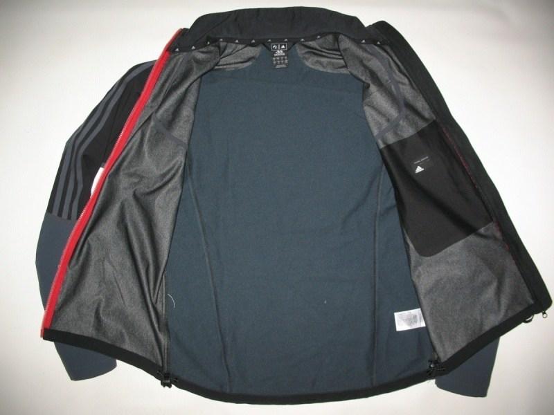 Куртка ADIDAS outdoor terrex windstopper active shell jacket  (размер M) - 3