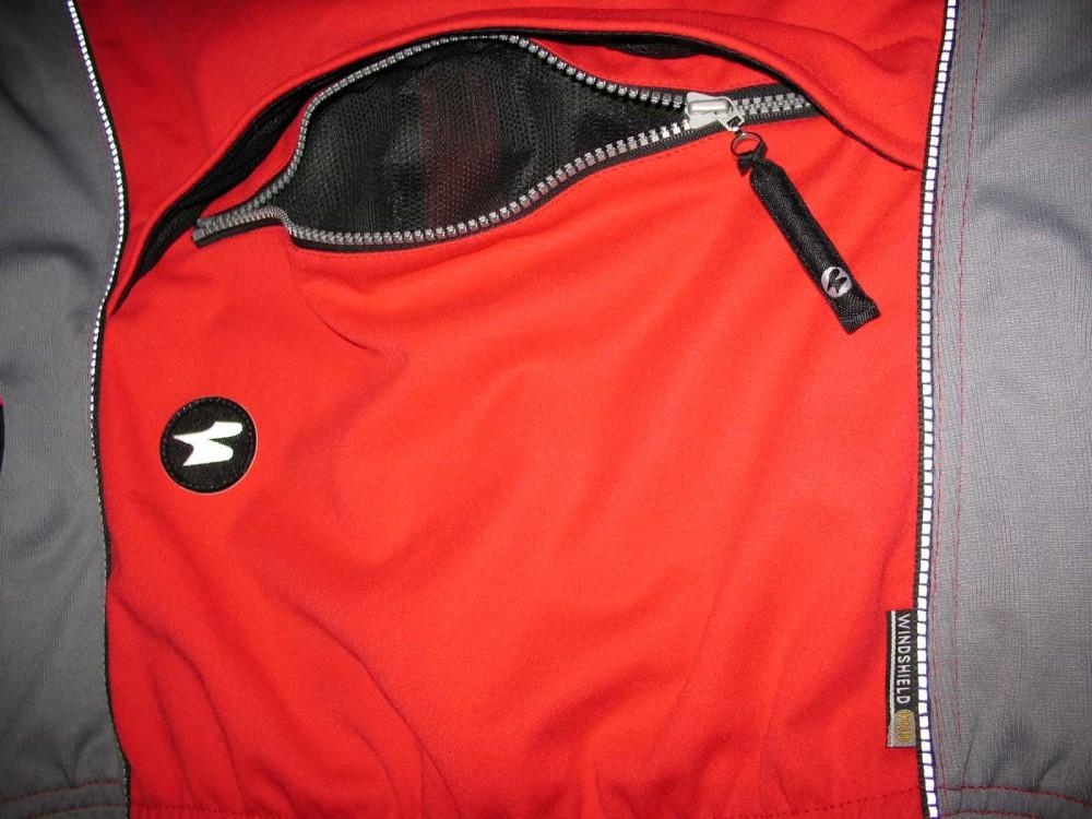 Велокуртка BRIKO windstopper cycling jacket (размер XL) - 3