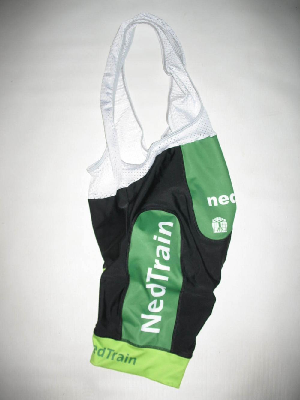 Велошорты BIORACER nedtrain cycling bib shorts (размер 6/XL) - 2