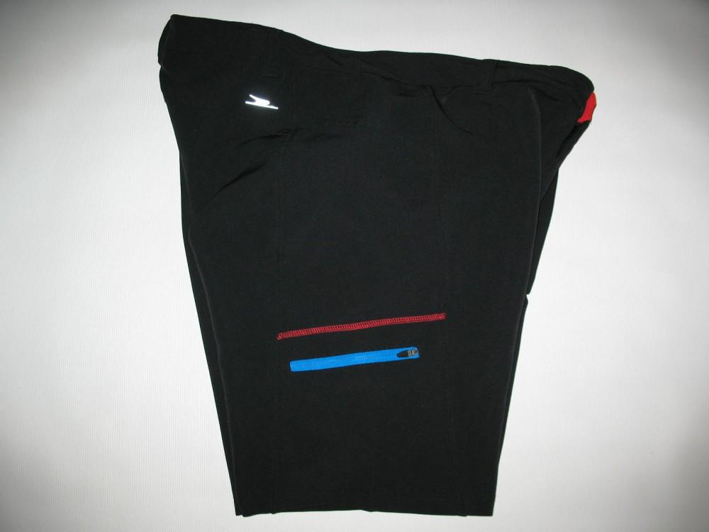 Велошорты CRANE mtb shorts (размер 52-54/L(реально XL/XXL)) - 2