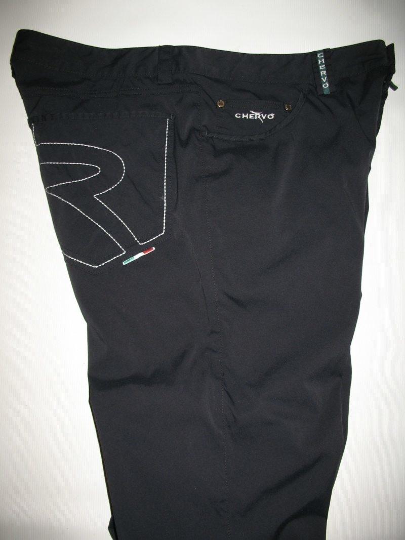 Штаны  CHERVO dry matic golf pants (размер 34/50/L) - 10