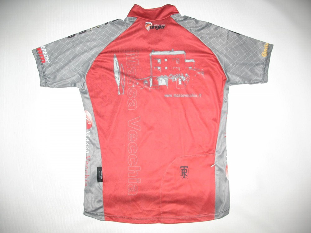 Веломайка ANGLER scott cycling jersey (размер L) - 1
