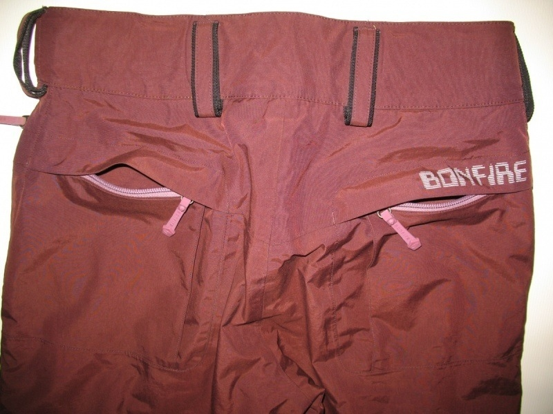 Штаны BONFIRE   kinetic t10 pants  (размер S) - 5
