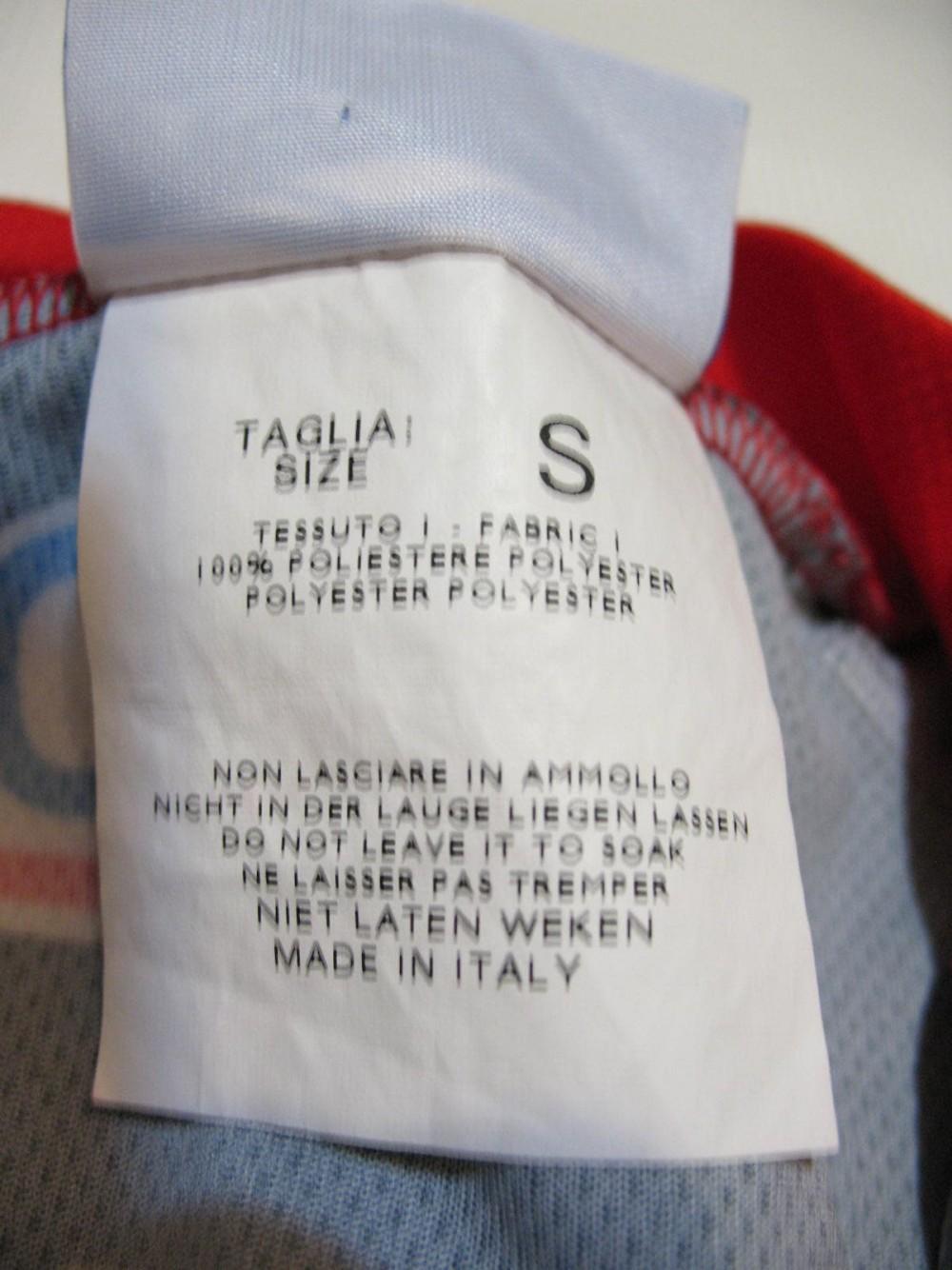 Веломайка NALINI zollingen scott jersey (размер S) - 5