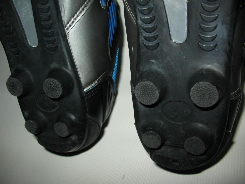 Велотуфли SHIMANO sh-m180g mtb bike shoes (размер UK12,5/EU47(на стопу до 298 mm)) - 8
