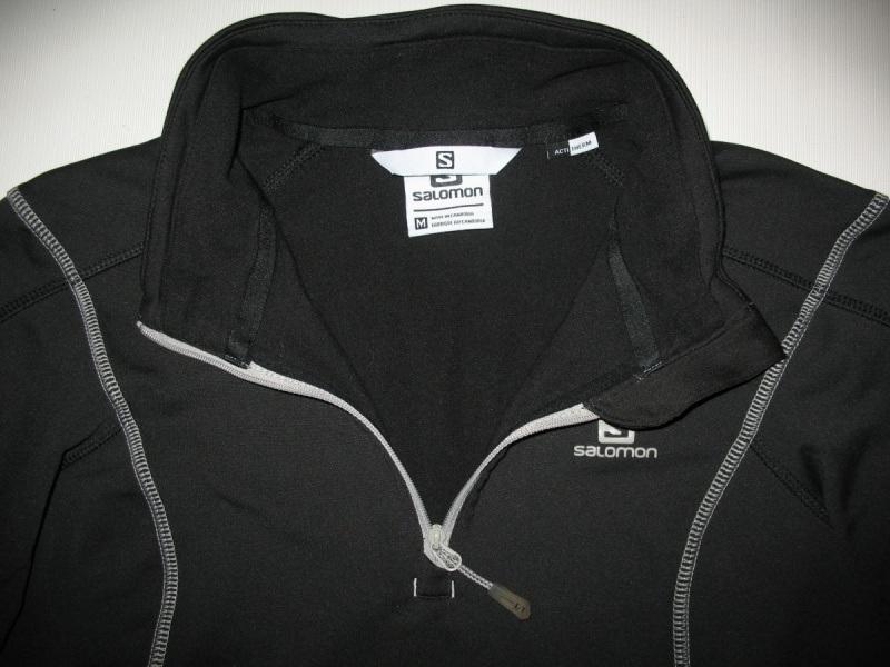 Кофта  SALOMON fleece jacket lady (размер M) - 3