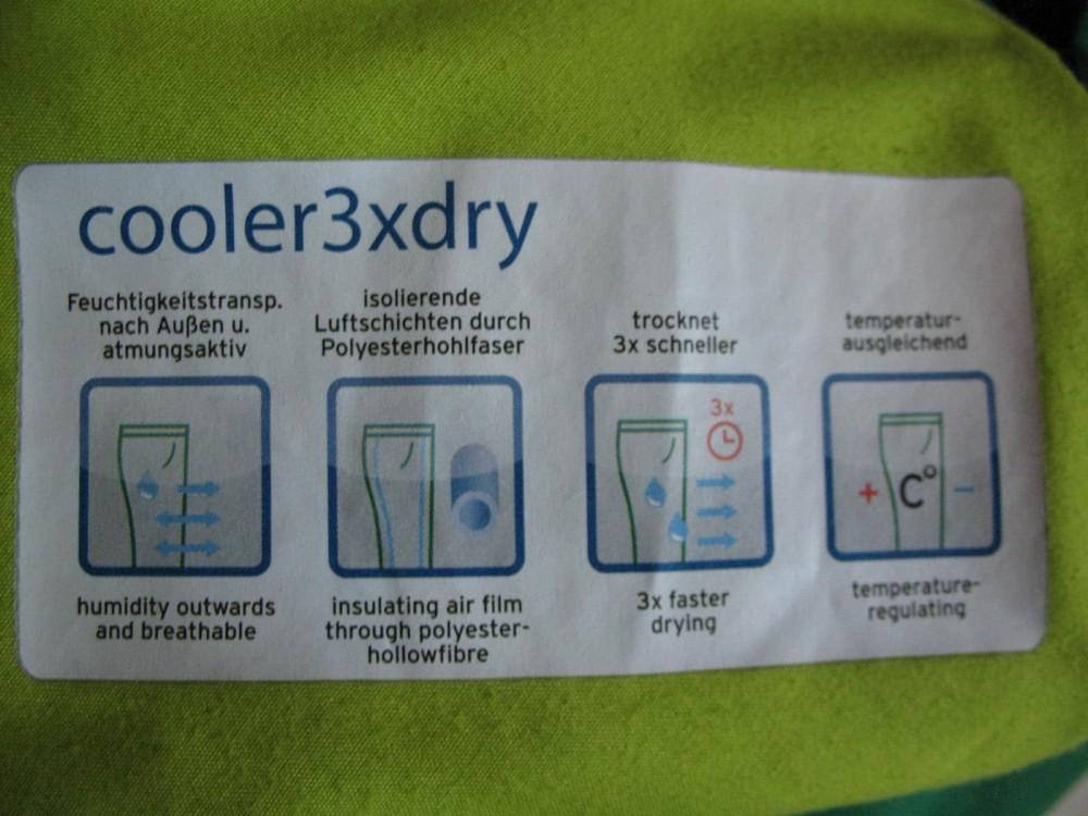 Штаны ALBERTO pro 3XDRY cooler pants (размер 48/M) - 10