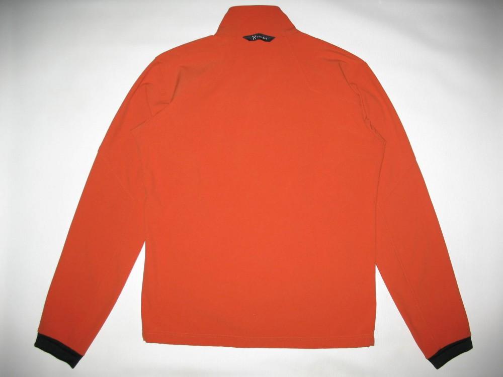 Куртка HAGLOFS softshell windstopper jacket (размер S/M) - 1