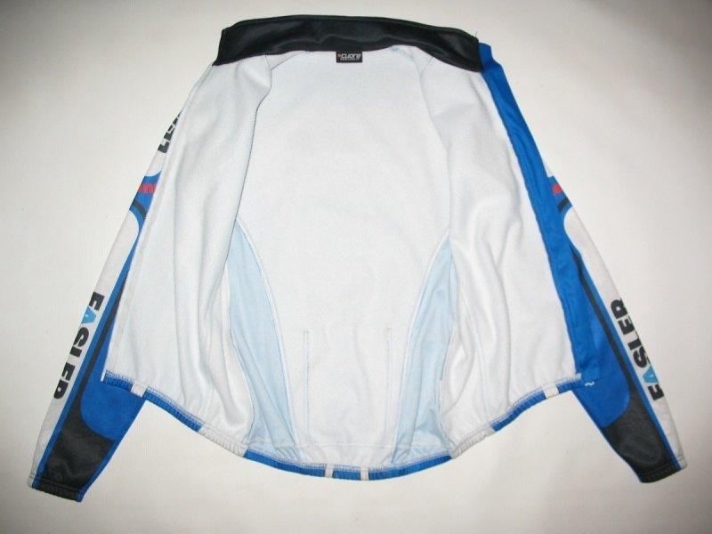 Велокуртка CUORE fasler windtex jacket (размер XS/S) - 3