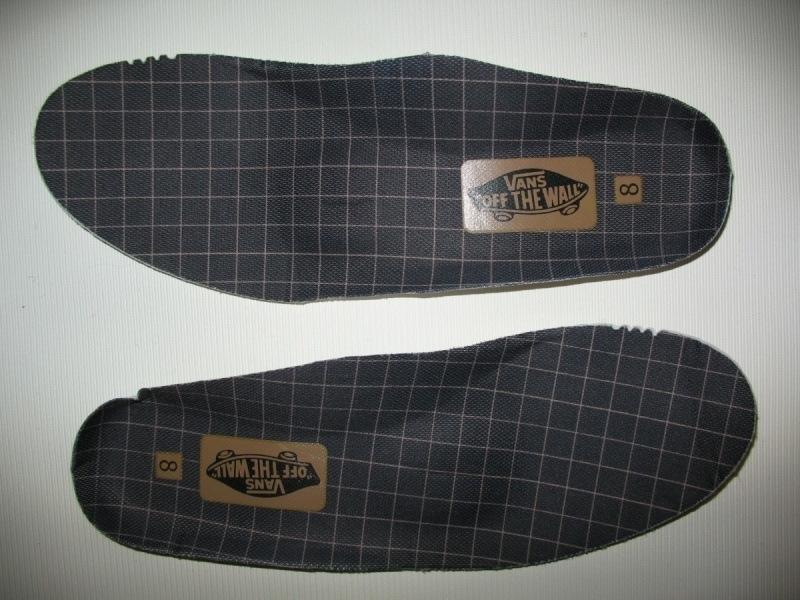 Ботинки VANS skate  (размер US 8/UK7/EU40, 5(260mm)) - 2