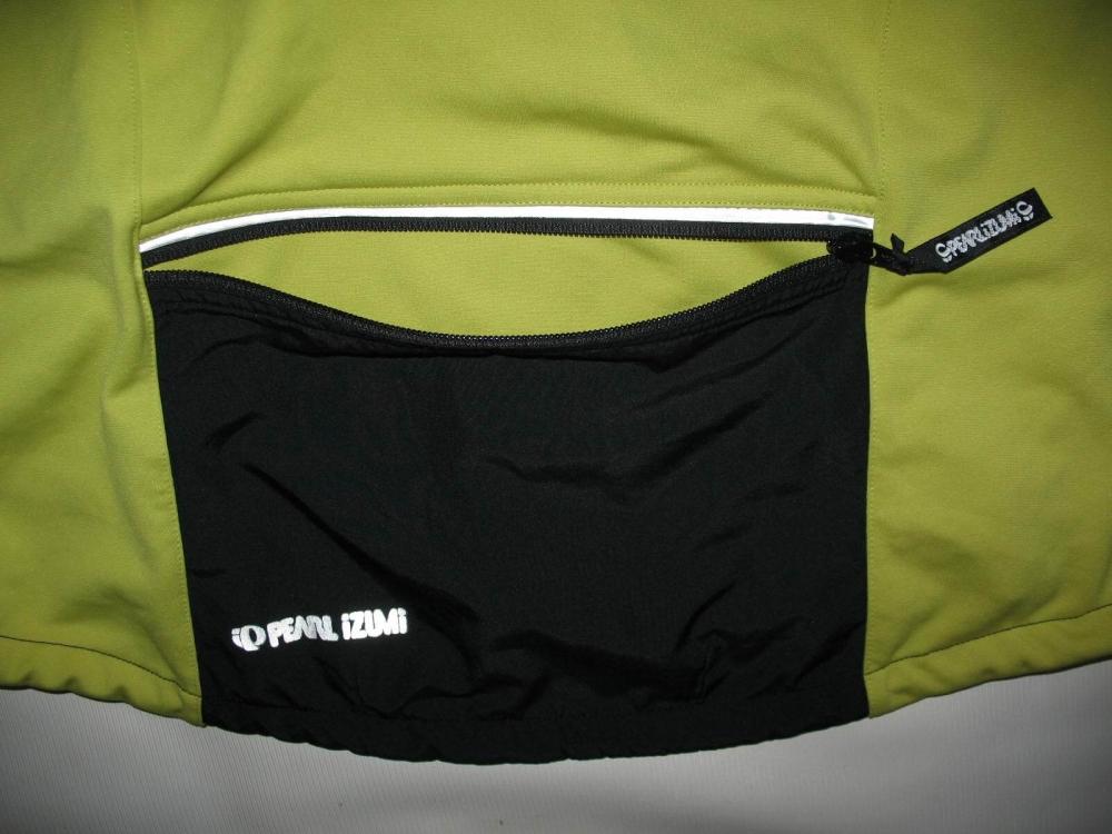 Жилет PEARL IZUMI cycling wind fleece vest (размер XL/XXL) - 5