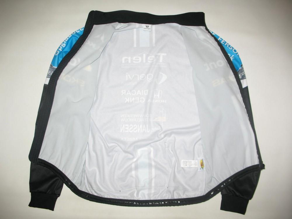 Велокуртка VERMARC kolmont windtex cycling jacket (размер 8-58-4XL) - 3