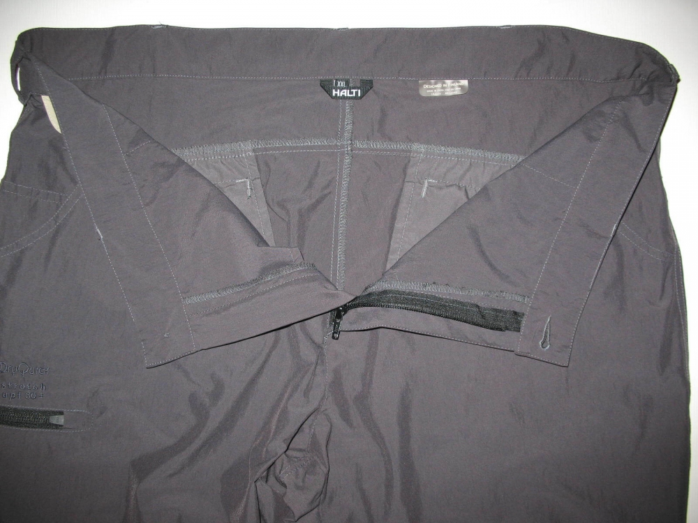 Штаны HALTI 2in1 quick dry pants (размер XXL) - 8