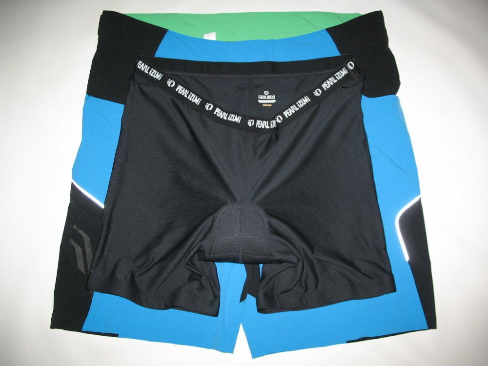Велошорты SHIMANO trail bike shorts (размер XXL) - 8