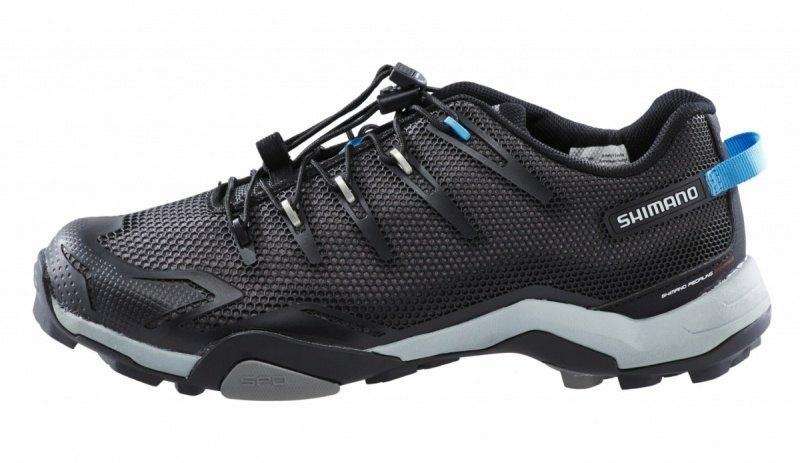 Кроссовки SHIMANO SH-MT44L (размер US10, 5/EU45(на стопу 285mm)) - 1