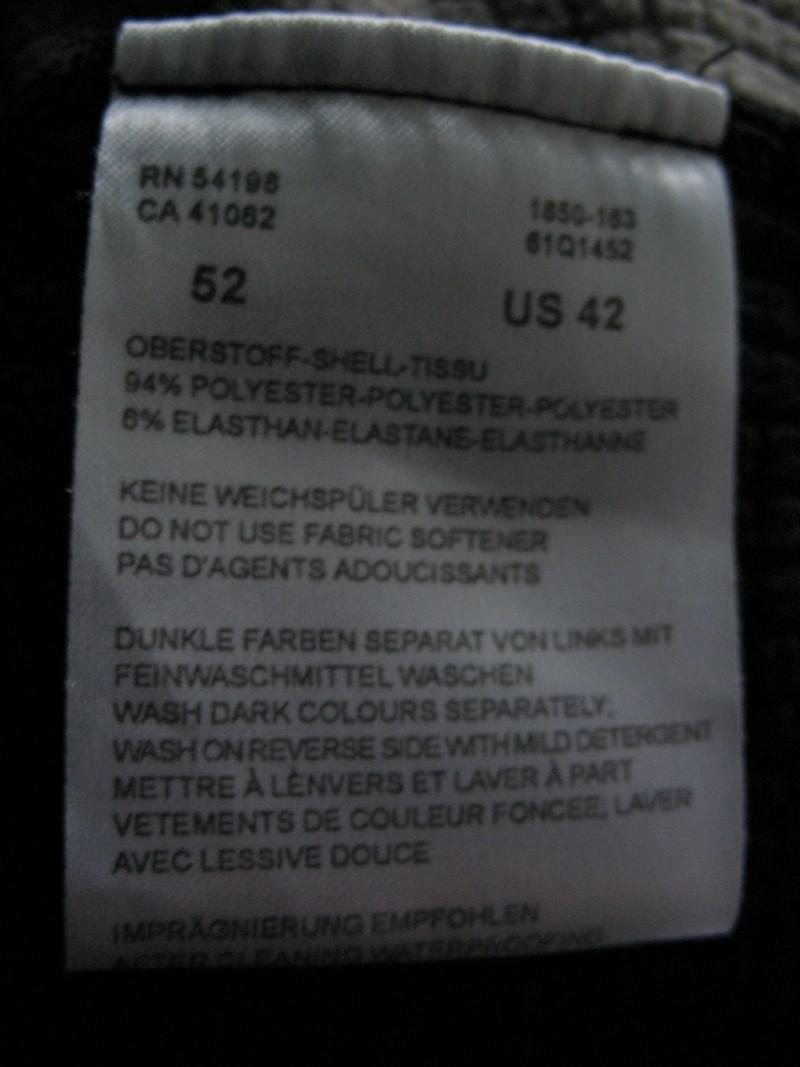 BOGNER fire+ice jacket(размер 52-L/XL) - 6