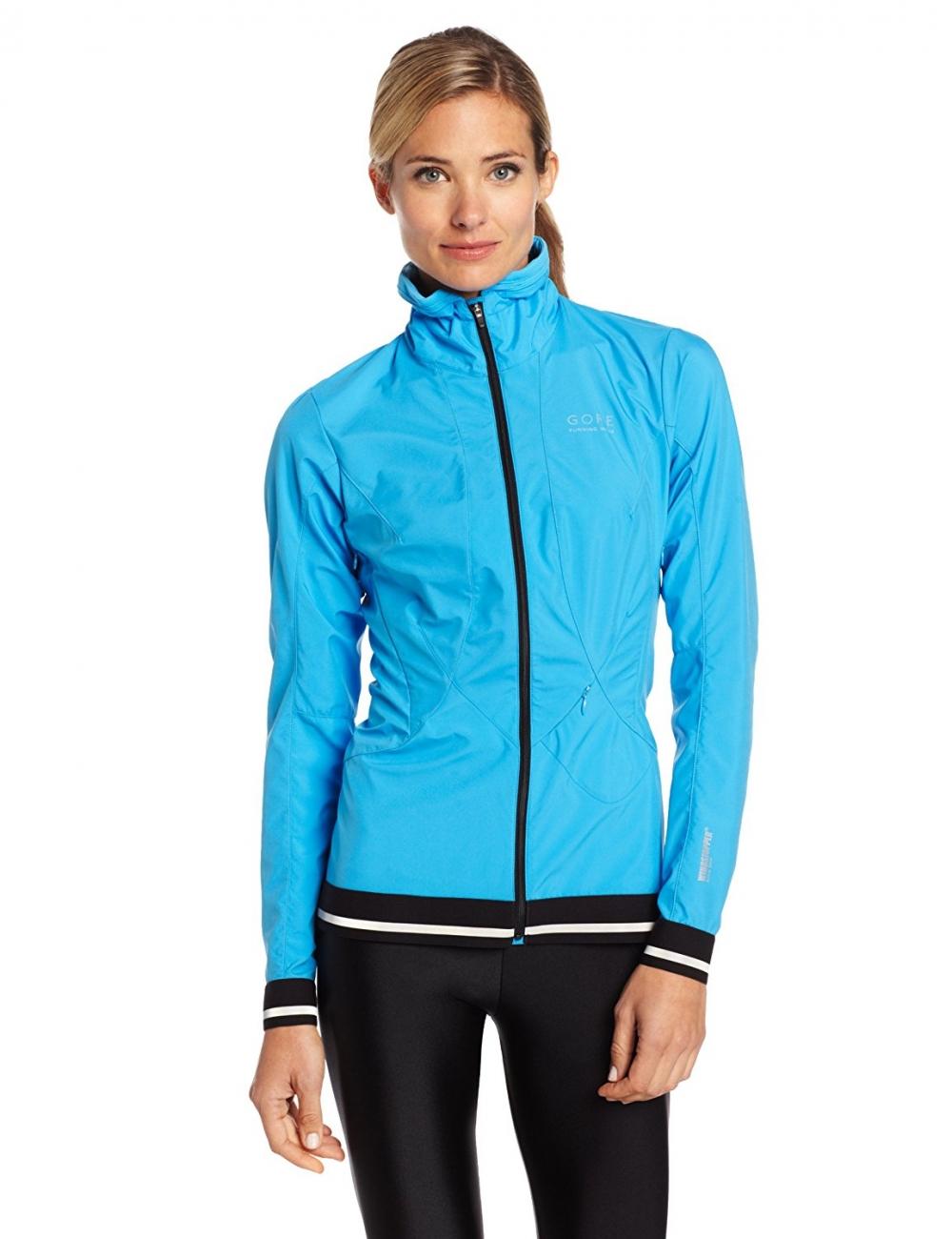 Куртка GORE Running Wear Air 2.0 Windstopper Active Shell Jacket (размер XL(реально L/M)) - 2