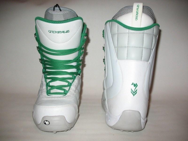 Ботинки  NORTHWAVE Topaz snowboard boots lady  (размер USl8/USм7/EU39(на стопу до 250mm)) - 2