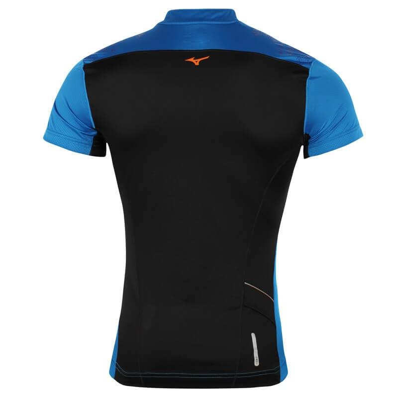 Футболка MIZUNO drylite hex tee jersey (размер M) - 1