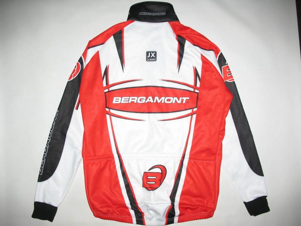 Велокофта  JEANTEX bergamont jacket (размер XL) - 1
