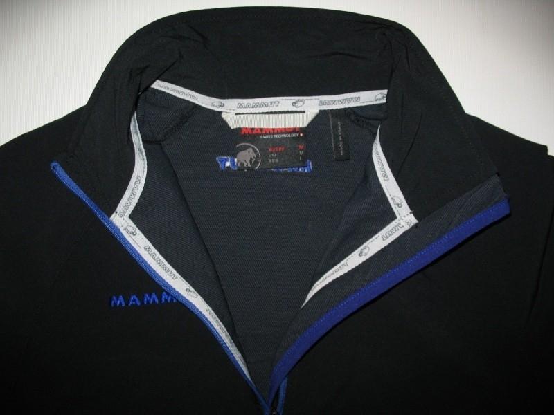 Кофта MAMMUT rundle softshell jacket lady  (размер M) - 5