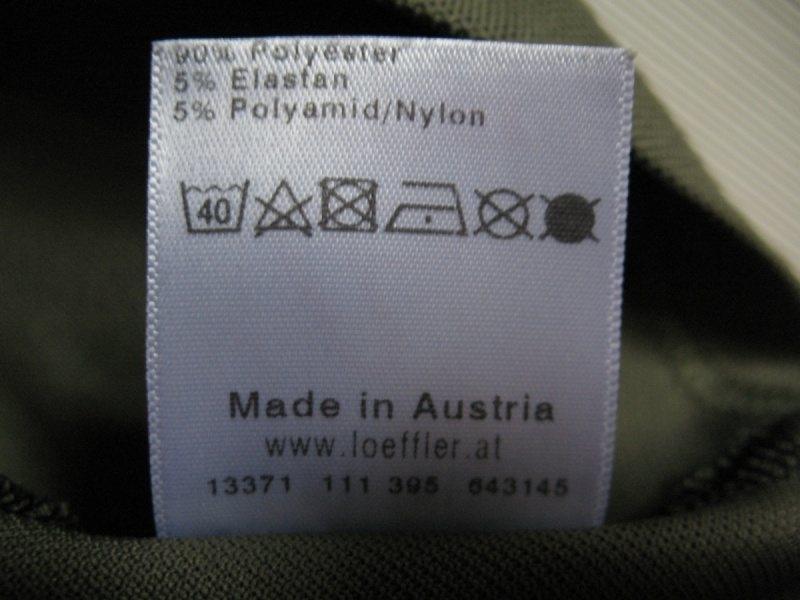Футболка LOFFLER   (размер XL) - 5