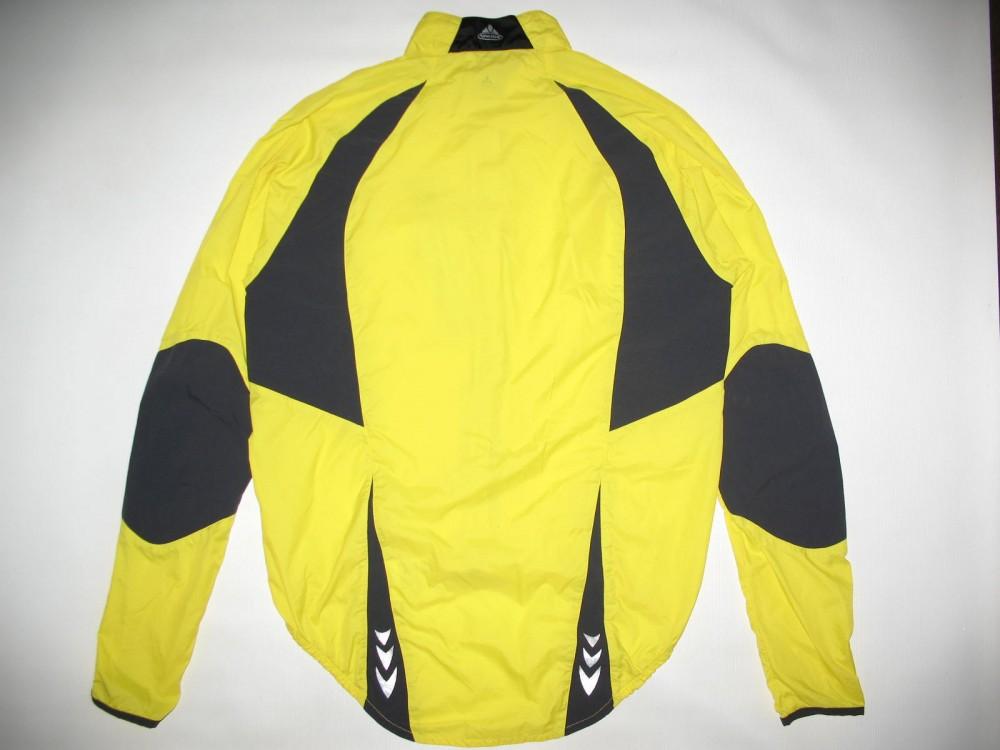 Куртка VAUDE ultralight cycling jacket (размер L) - 2