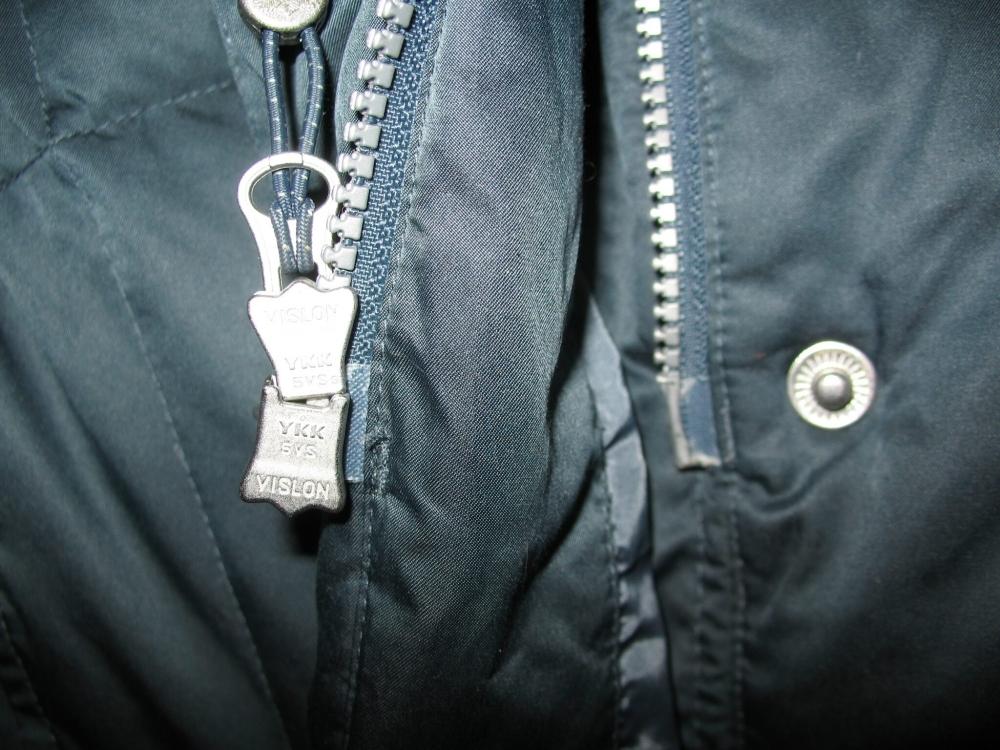 Куртка EDDIE BAUER Lodge Down Parka lady (размер SM-на рост +-170 см) - 10