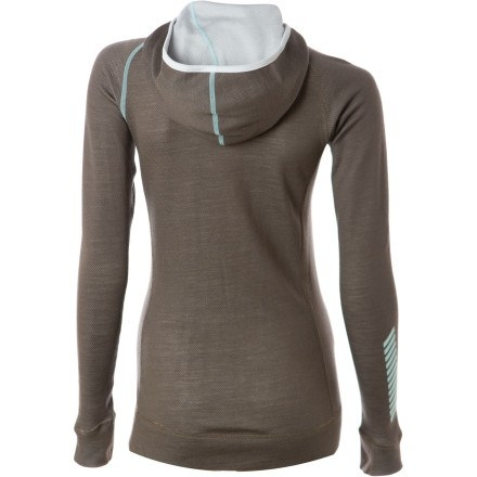 Кофта HELLY HANSEN Lifa Frost Hoody lady (размер M) - 1