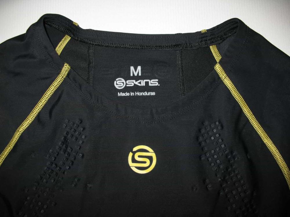 Футболка+брюки SKINS A200  short sleeves jersey+ long tights (размер M) - 6
