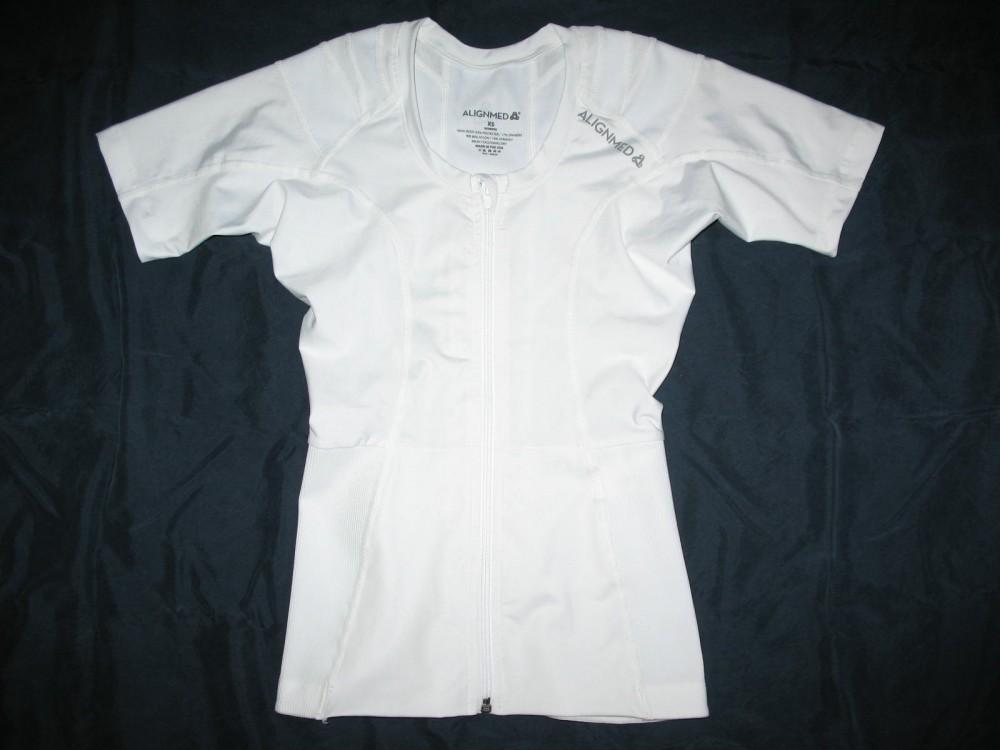 Футболка ALIGNMED posture shirt lady (размер XS) - 2