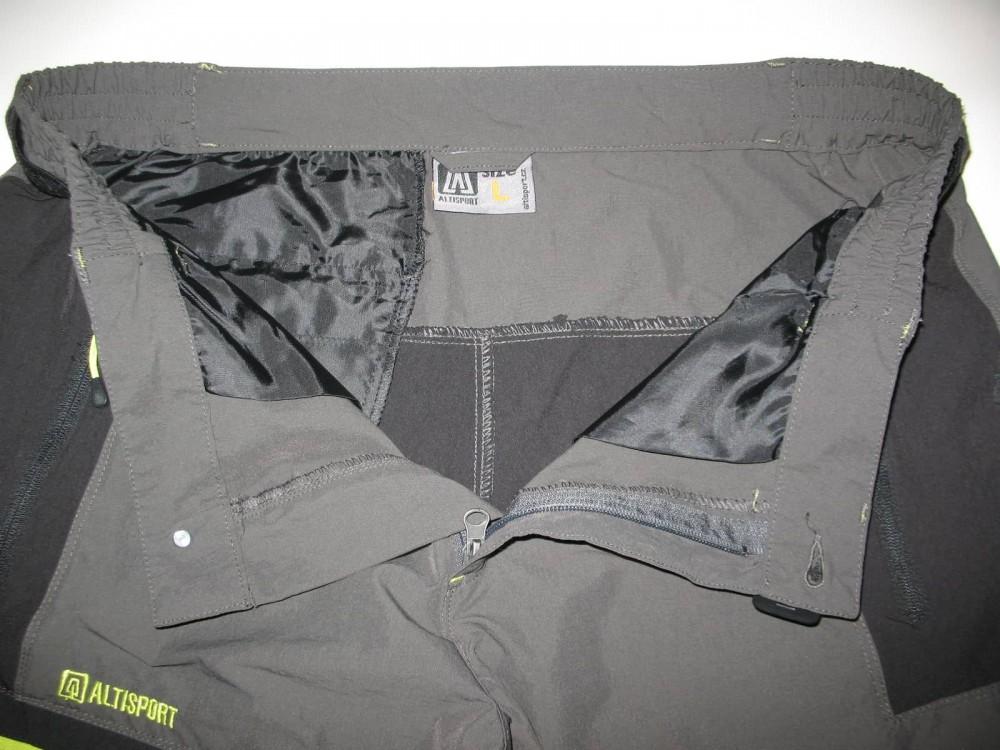 Шорты ALTISPORT trail shorts (размер L) - 4