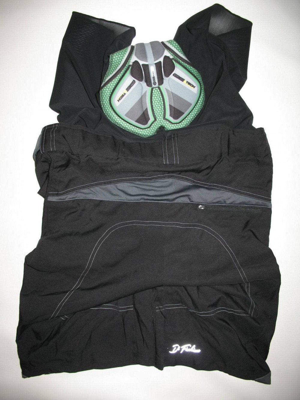 Велошорты DI FICCHIANO lecce MTB shorts (размер XXL) - 8
