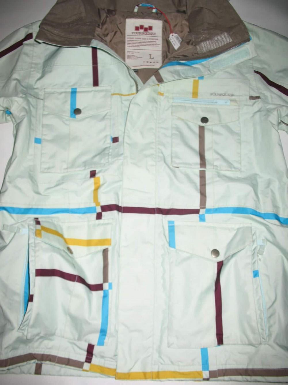 Куртка FOURSQUARE vise jacket (размер L) - 8