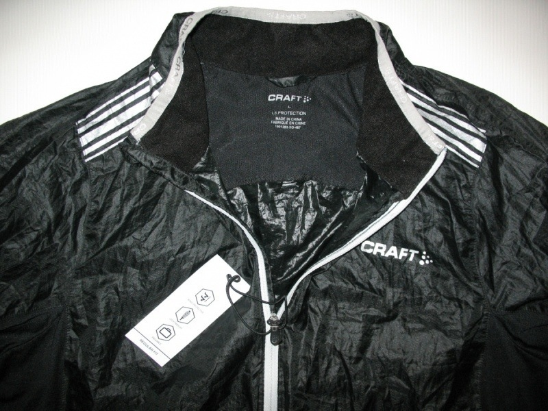 Кофта CRAFT Performance Bike Featherlight Jacket (размер L) - 4