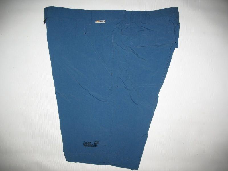 Шорты JACK WOLFSKIN rotorua shorts (размер 54-XL) - 5