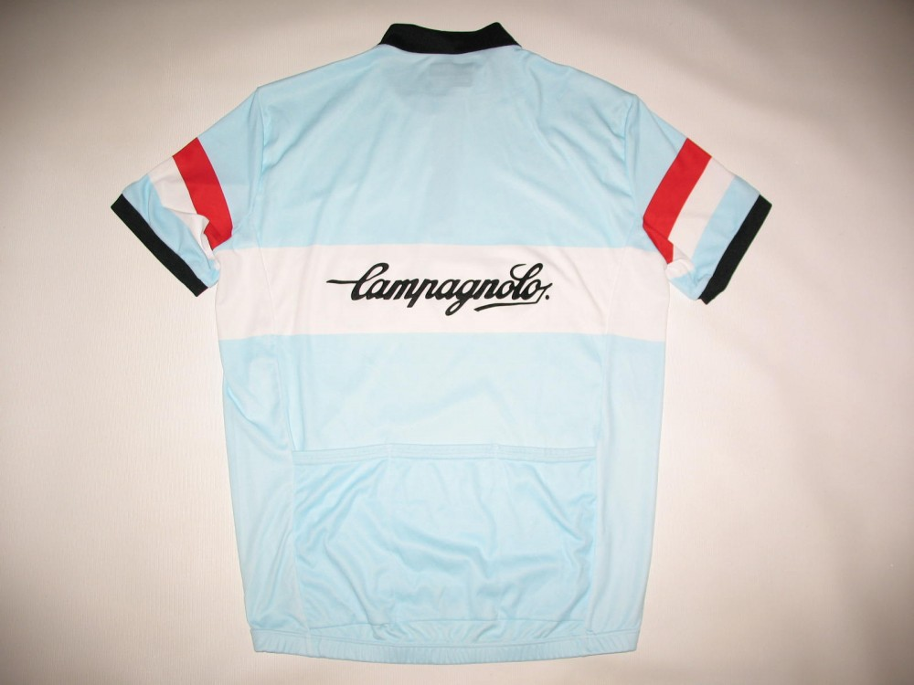 Веломайка CAMPAGNOLO cycling jersey(размер XL) - 1