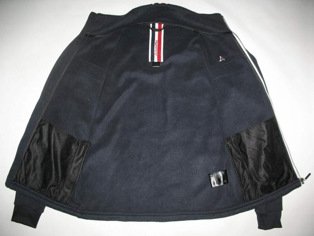 Кофта SCHOFFEL hank fleece jacket (размер 50/L) - 6