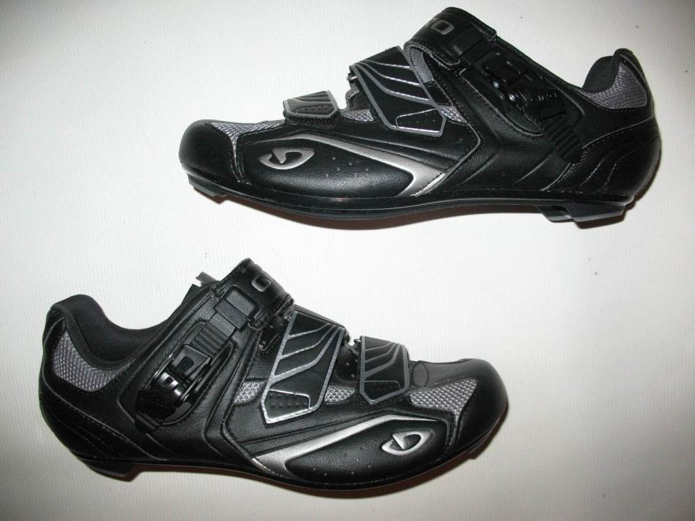 Велотуфли GIRO Apeckx HV Shoes (размер UK8/US9/EU42,5(на стопу 265mm)) - 6