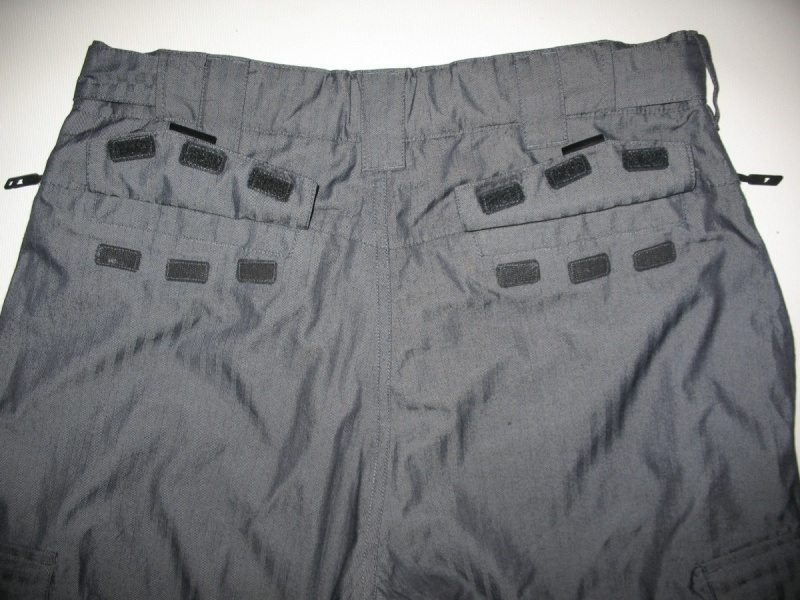 Штаны  TRESPASS  hedonic snowboard pants  (размер M/L) - 4