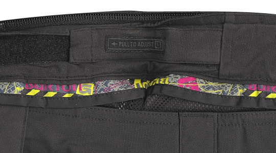 Штаны  BURTON poacher pants  (размер XL) - 5