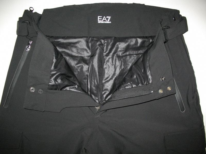 Штаны EA7 emporio armani ski pants (размер L) - 4