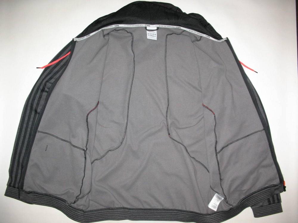 Кофта ADIDAS fleece hoodies jersey (размер XXL) - 3