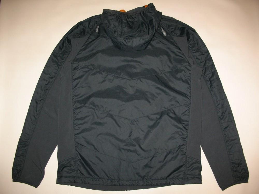 Куртка EDDIE BAUER ultralight hooded  jacket (размер L) - 2