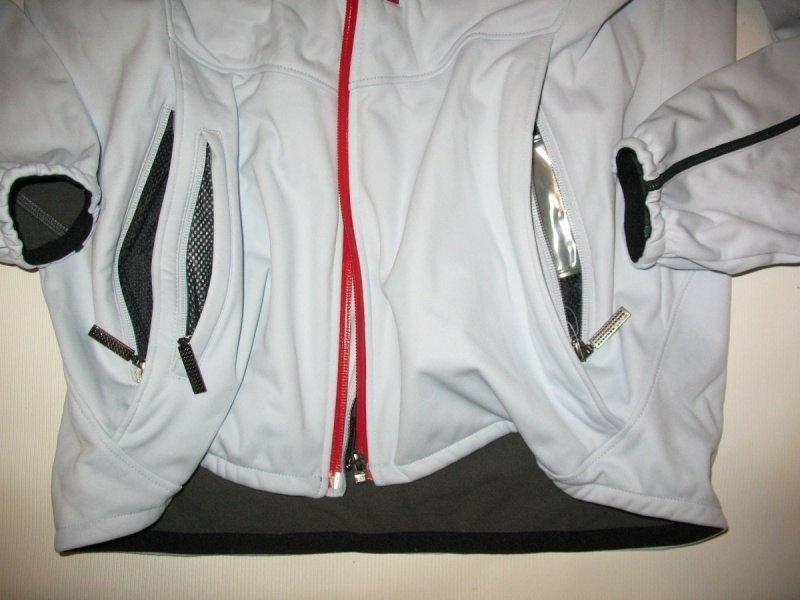 Куртка DESCENTE swissski team softshell W (размер 48/M) - 4