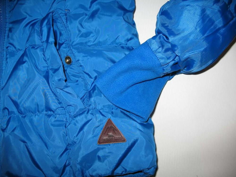 Куртка LOGG outdoor down jacket lady (размер S/XS) - 5