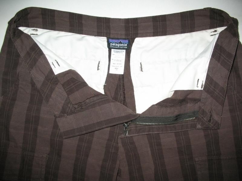 Шорты PATAGONIA cargo shorts (размер 30-S/M) - 6